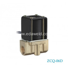 "Best Quality for Tube Fittings Connector Solenoid Valve,Welding Machines Tube Solenoid Valve Manufacturer in China 1/4"" Brass Arc Welding 38V Soleonid Valve export to Bulgaria Manufacturer"